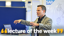 SAP TechEd Lecture of the Week