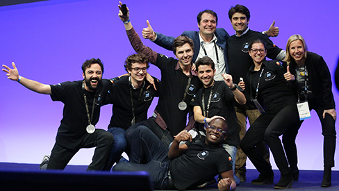 SAP TechEd 2015 Barcelona DemoJam Winners