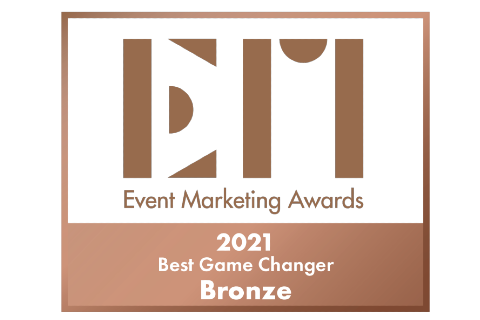 SAP Effect 2020 won a bronze award in the Best Game Changer at the Campaign Asia Event Marketing Awards 2021