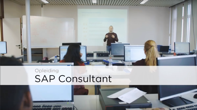 Video VDAB SAP Consultant