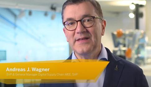 Vorschau zum Auftritt der SAP auf der Hannover Messe 2021