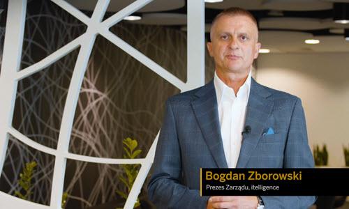 Bogdan Zborowski, itelligence