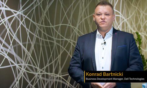 Konrad Bartnicki, DELL Technologies i SUSE