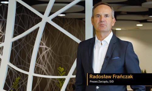Radosław Frańczak, SID