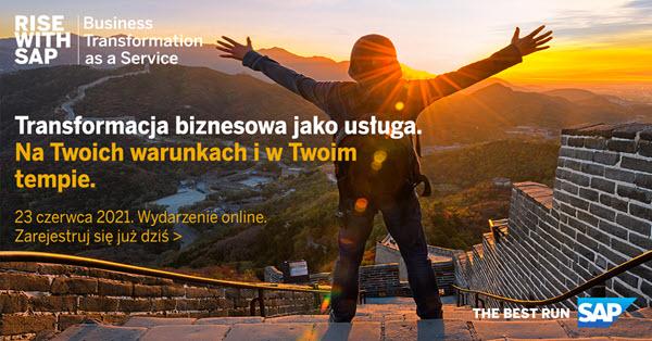 Weź udział w konferencji RISE with SAP