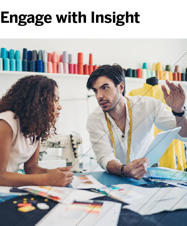 Engage with Insight