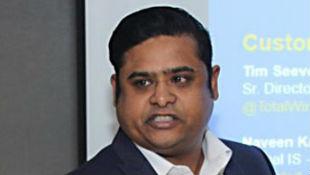 Naveen Kandasami