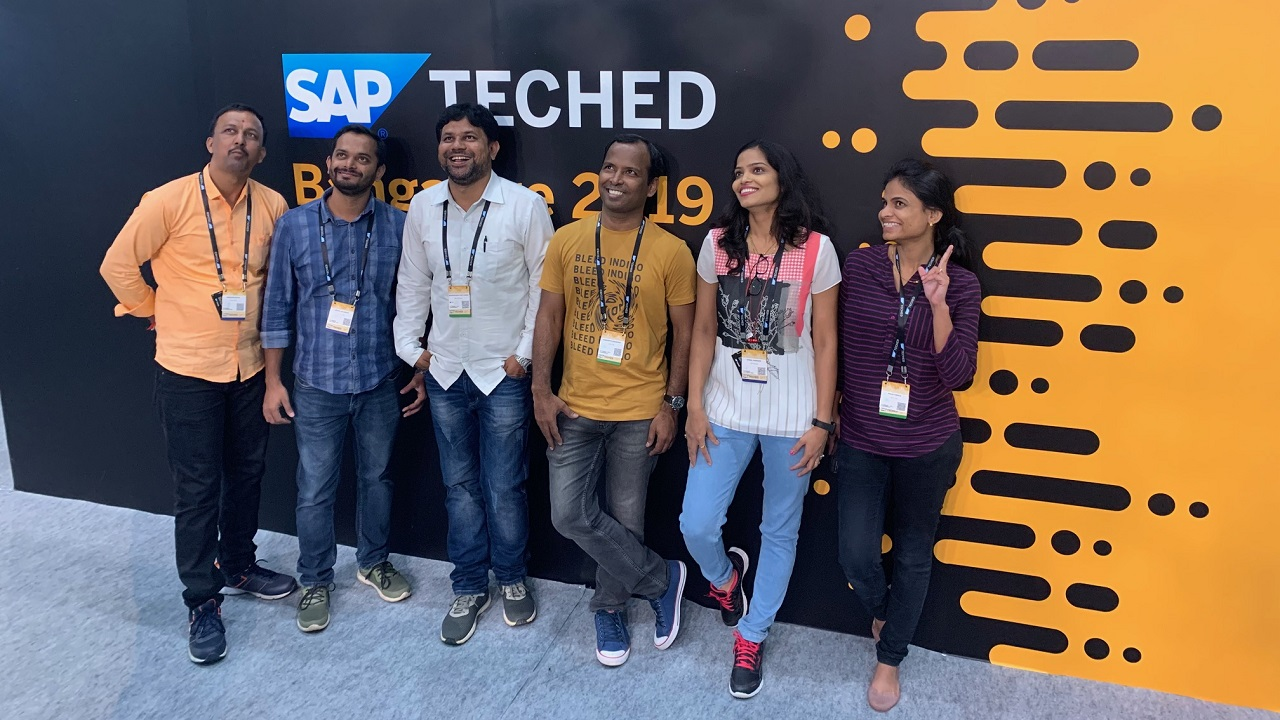 SAP TechEd Bangalore in 2019 - Highlights