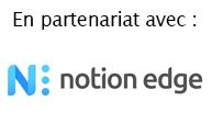 En partenariat avec Notion Edge